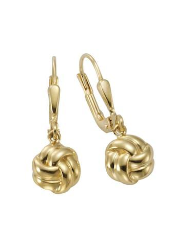 Vivance Ohrhänger »375/ -  Gelbgold Knoten« kaufen