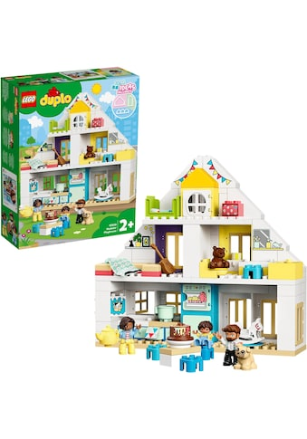 """LEGO® Konstruktionsspielsteine """"Unser Wohnhaus (10929), LEGO® DUPLO® Town"""", Kunststoff, (129 - tlg.) kaufen"""