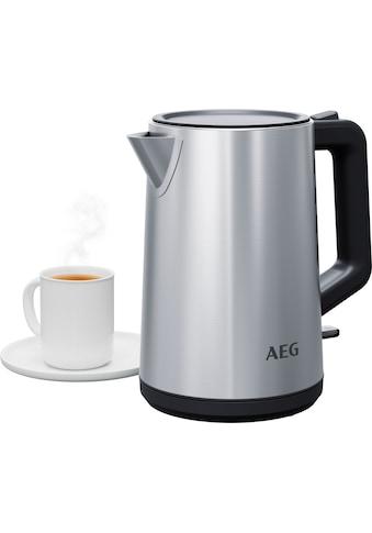 AEG Wasserkocher »K4-1-4ST Deli 4«, 1,7 l, 2400 W kaufen