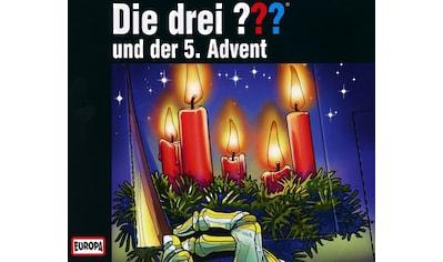 Musik-CD »Der 5.Advent / Die Drei ???« kaufen
