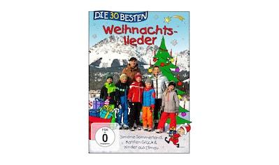 Musik-CD »30 Besten Weihnachtslieder / Sommerland,S.& Glueck,K.« kaufen