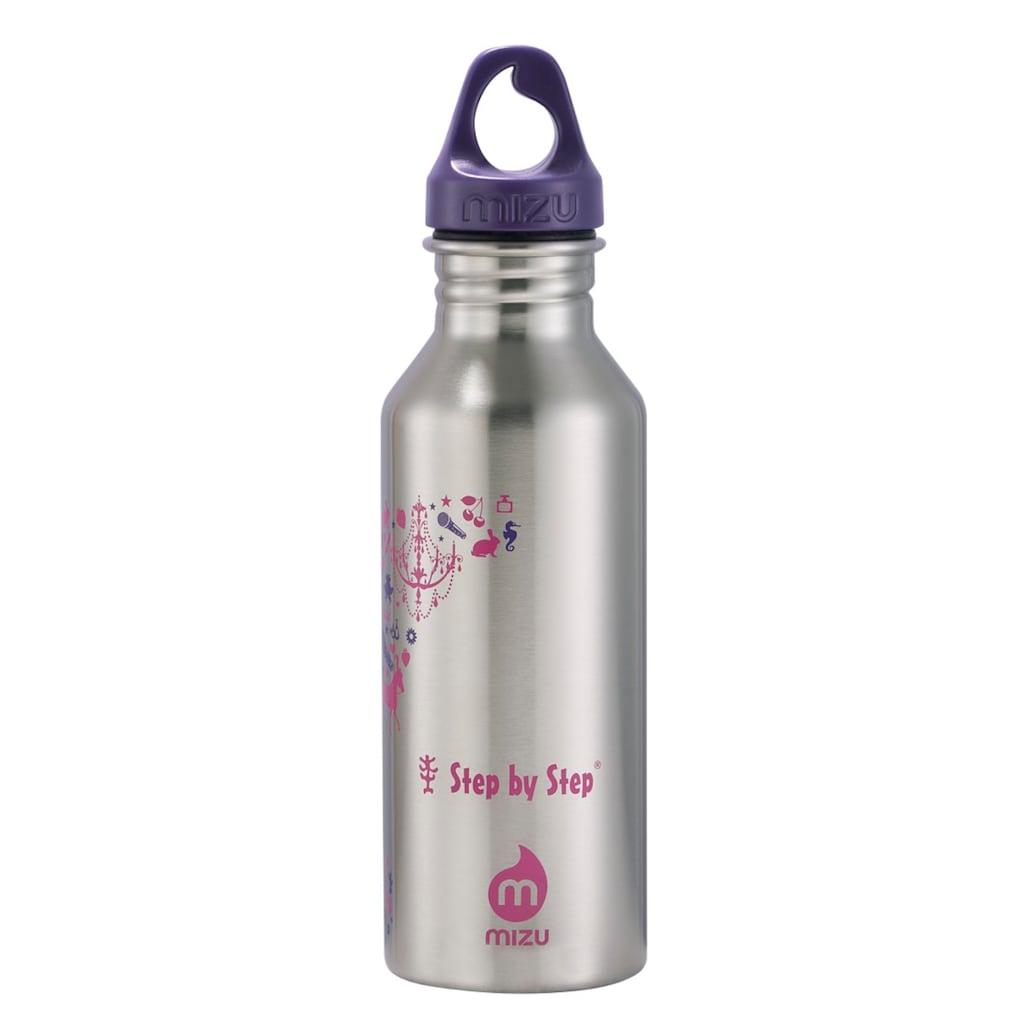 MIZU Trinkflasche, Purple & Rose