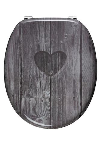CORNAT WC-Sitz »Herz« kaufen