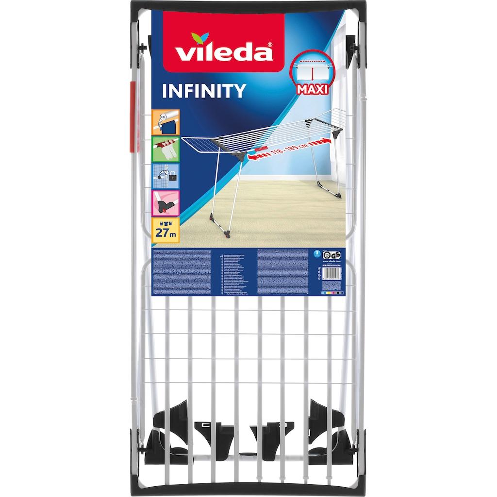 Vileda Wäscheständer »Infinity«, ausziehbar