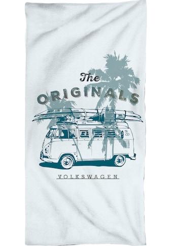 Volkswagen Strandtuch »The Originals«, (1 St.), mit Bulli kaufen
