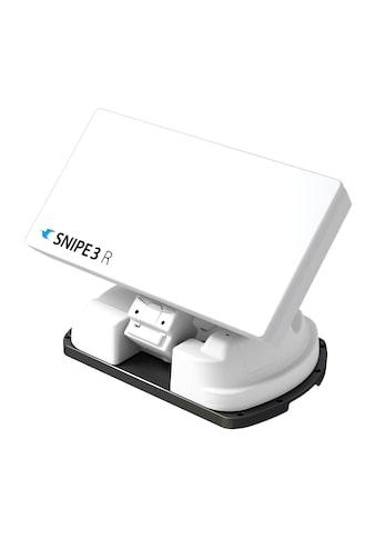 Selfsat vollautomatische Satelliten Antenne, Camping Sat Antenne, 4K UHD »Snipe 3 R Single« kaufen