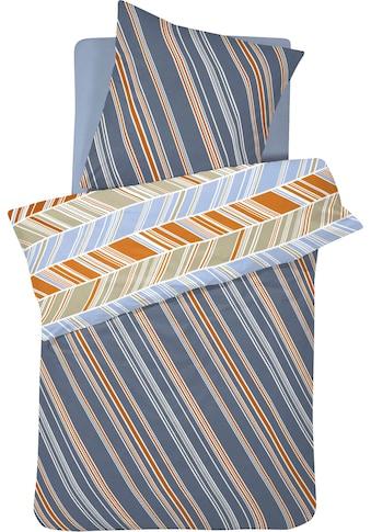 Cinderella Wendebettwäsche »Kites«, mit Streifen kaufen