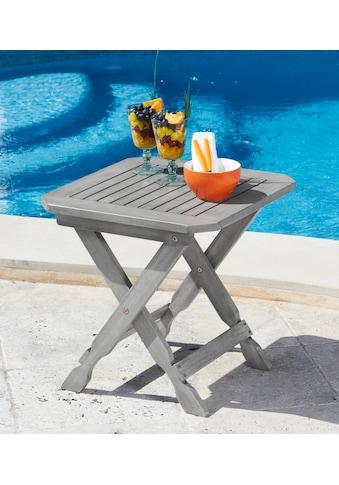 MERXX Beistelltisch »Havanna«, 50x50 cm kaufen
