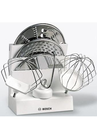 BOSCH Zubehöraufbewahrungsständer, Zubehör für alle Bosch Küchenmaschinen der Reihe MUM4 kaufen