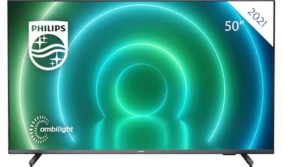 """Philips LED-Fernseher »50PUS7906/12«, 126 cm/50 """", 4K Ultra HD, Android TV-Smart-TV kaufen"""