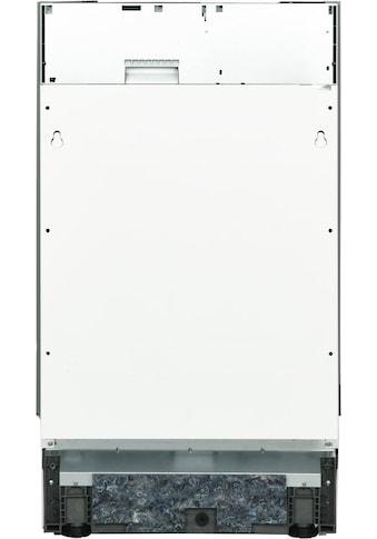 NABO vollintegrierbarer Geschirrspüler, GSV 1046, 11 l, 10 Maßgedecke kaufen