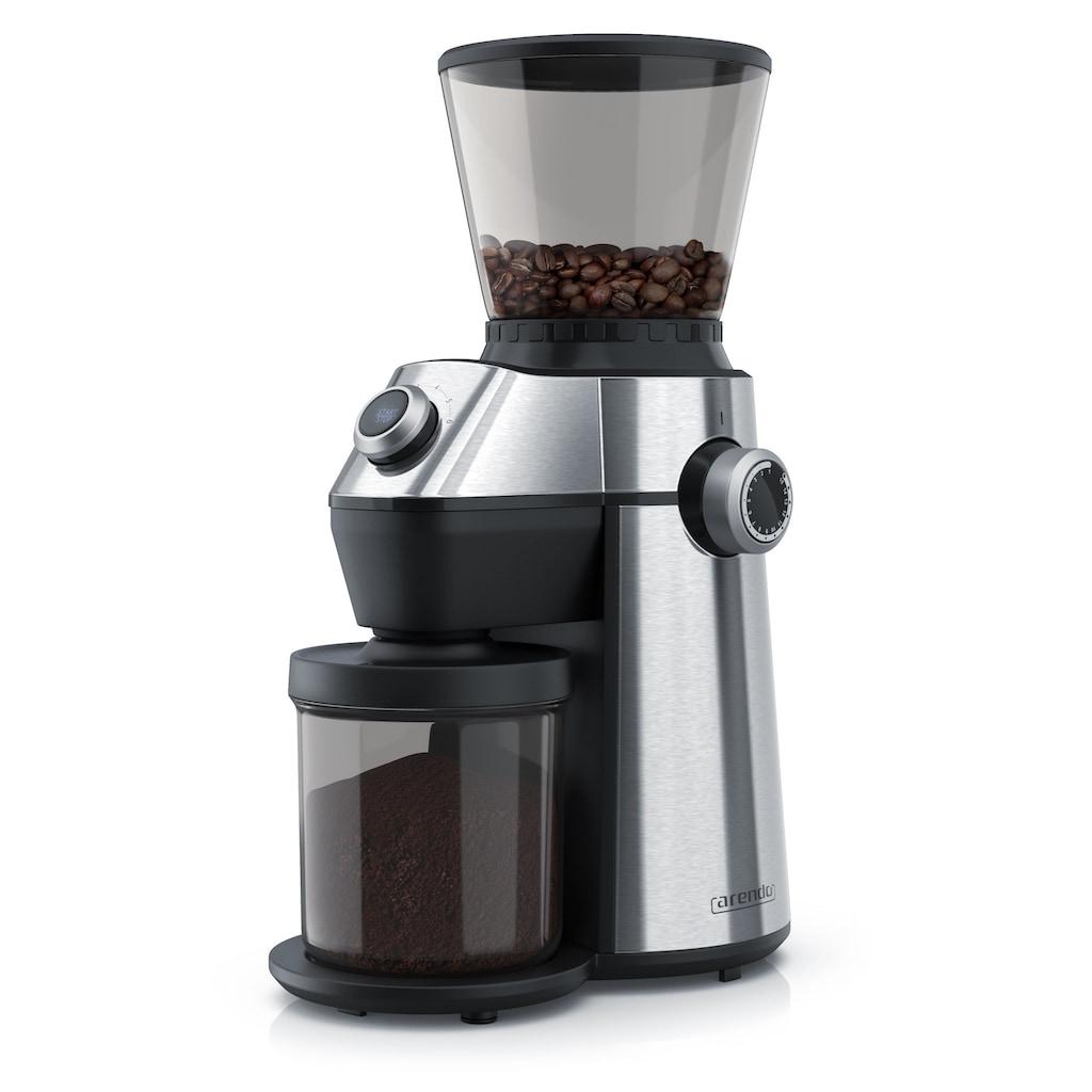 Arendo Kaffeemühle mit Kegelmahlwerk