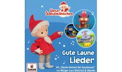 Musik-CD »Die schönsten Musikgeschichten / Unser Sandmännchen« kaufen