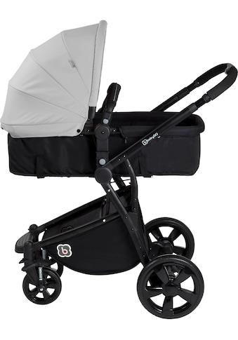 BabyGo Kombi-Kinderwagen »Spring, grey«, 15 kg kaufen