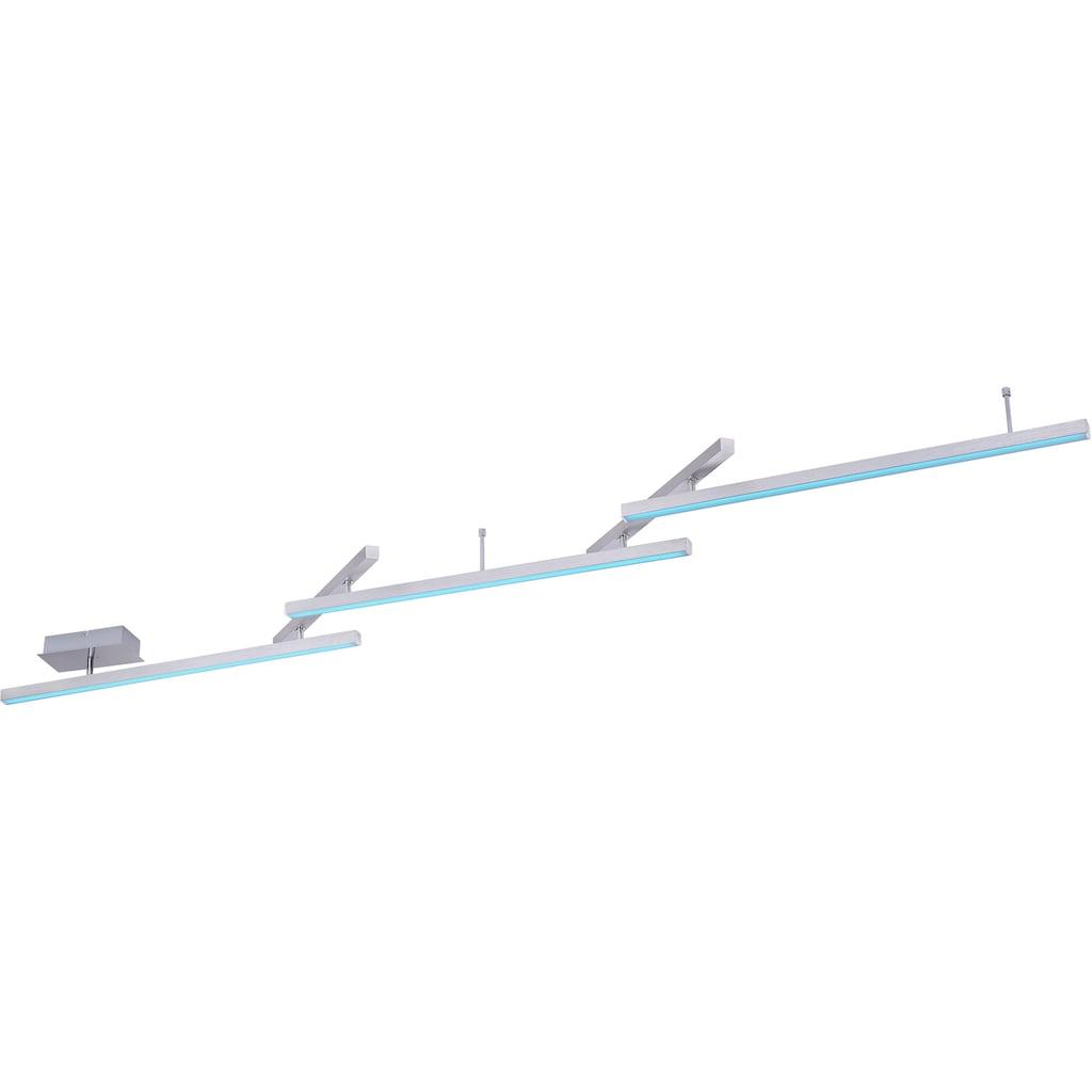 TRIO Leuchten LED Deckenleuchte »MELBY«, LED-Board, Warmweiß-Neutralweiß, Mit WiZ-Technologie für eine moderne Smart Home Lösung