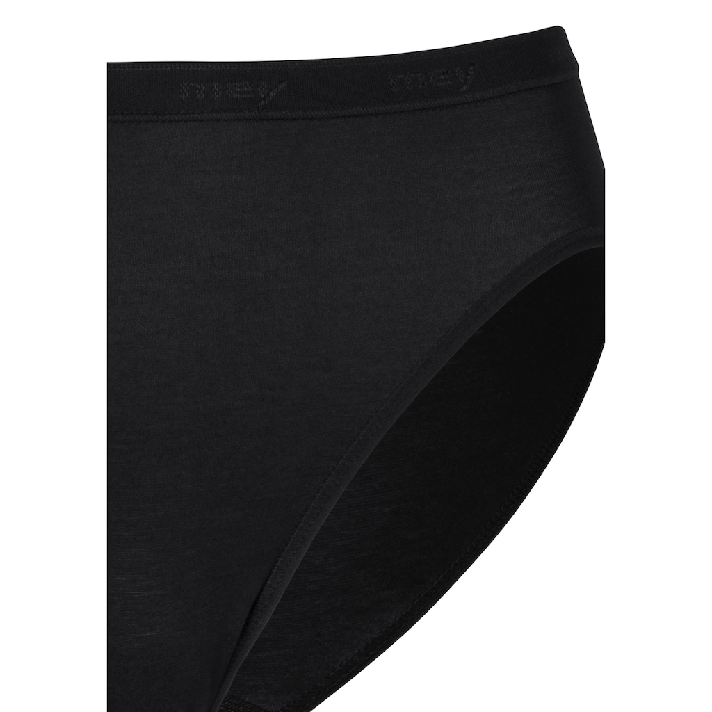 Mey Jazzpants, (3 St.), mit weichem Logobündchen