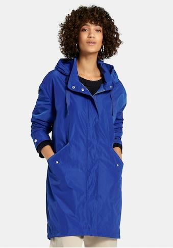 MYBC Outdoorjacke »Jacke mit abnehmbarer Kapuze«, und Pattentaschen kaufen