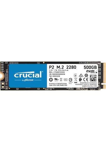 Crucial interne SSD »P2« kaufen