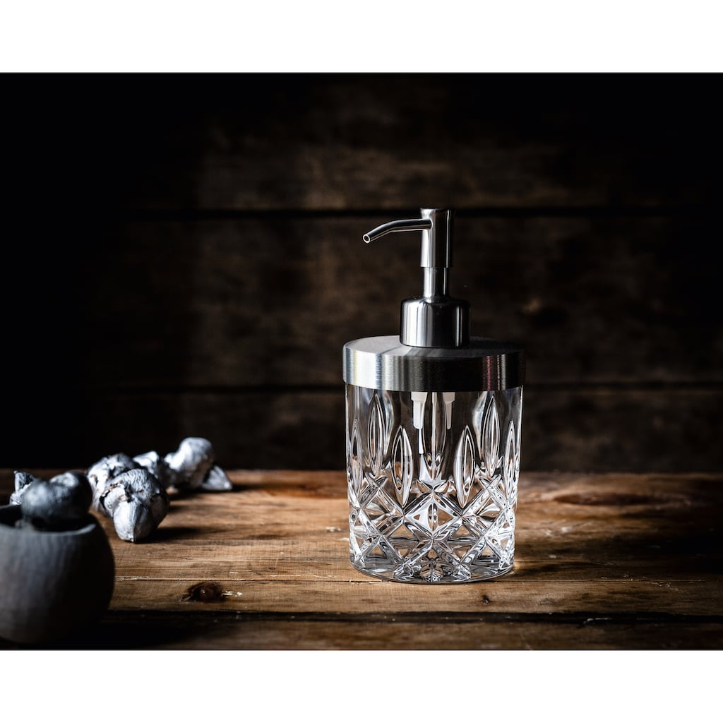 Nachtmann Seifenspender »Noblesse«, Kristallglas, 290 ml