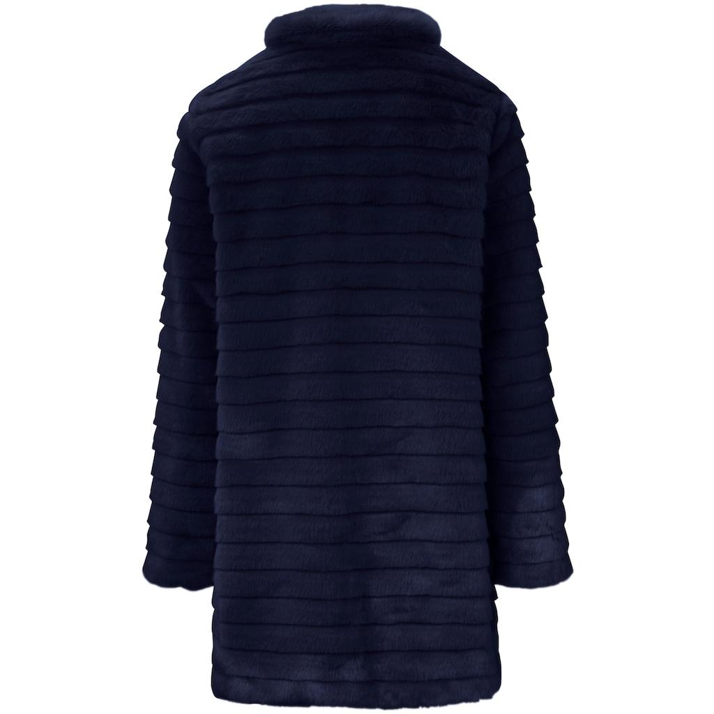 Uta Raasch Outdoorjacke »Jacke mit Stehkragen«, in Fake Fur