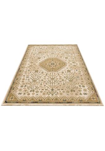 Teppich, »Amelia«, DELAVITA, rechteckig, Höhe 10 mm, maschinell gewebt kaufen