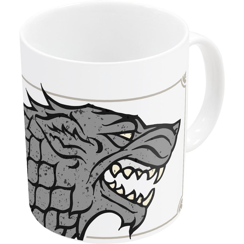 Becher »Game of Thrones Becher Winter is coming(325 ml)«