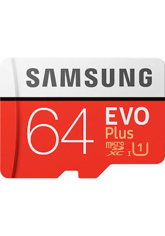 Samsung Speicherkarte »EVO Plus 2020 microSD«, (UHS Class 1 100 MB/s Lesegeschwindigkeit) kaufen