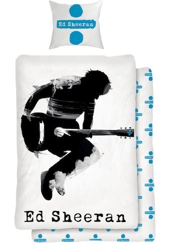 Kinderbettwäsche »Musician«, für Ed Sheeran Fans kaufen