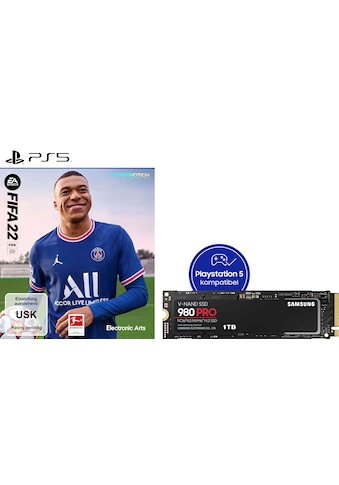 Samsung interne SSD »980 PRO SSD 1TB + FIFA 22 PS5«, NVMe M.2 kaufen