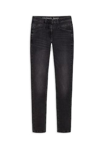 Sandwich High-waist-Jeans kaufen