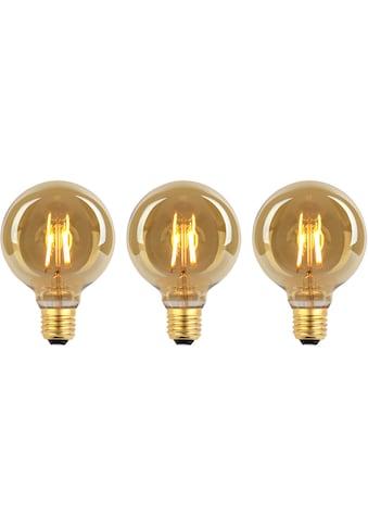 näve LED-Leuchtmittel »LED Leuchtmittel E27/4W 3er-Set«, E27, 3 St., Warmweiß, Set - 3stück, dimmbar kaufen