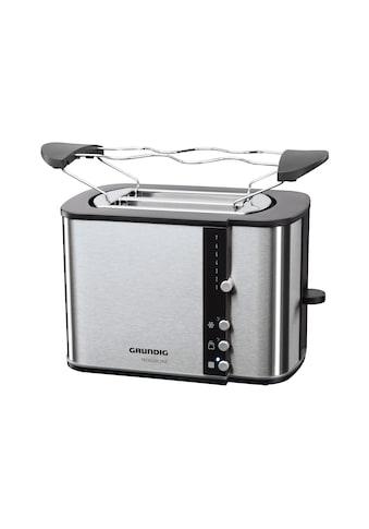 Grundig Toaster »TA 5260«, für 2 Scheiben, 870 Watt kaufen