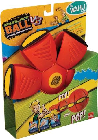 Goliath® Spiel »Phlat Ball Classic, rot« kaufen