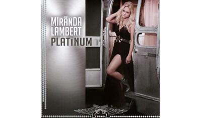 Musik-CD »Platinum / Lambert,Miranda« kaufen