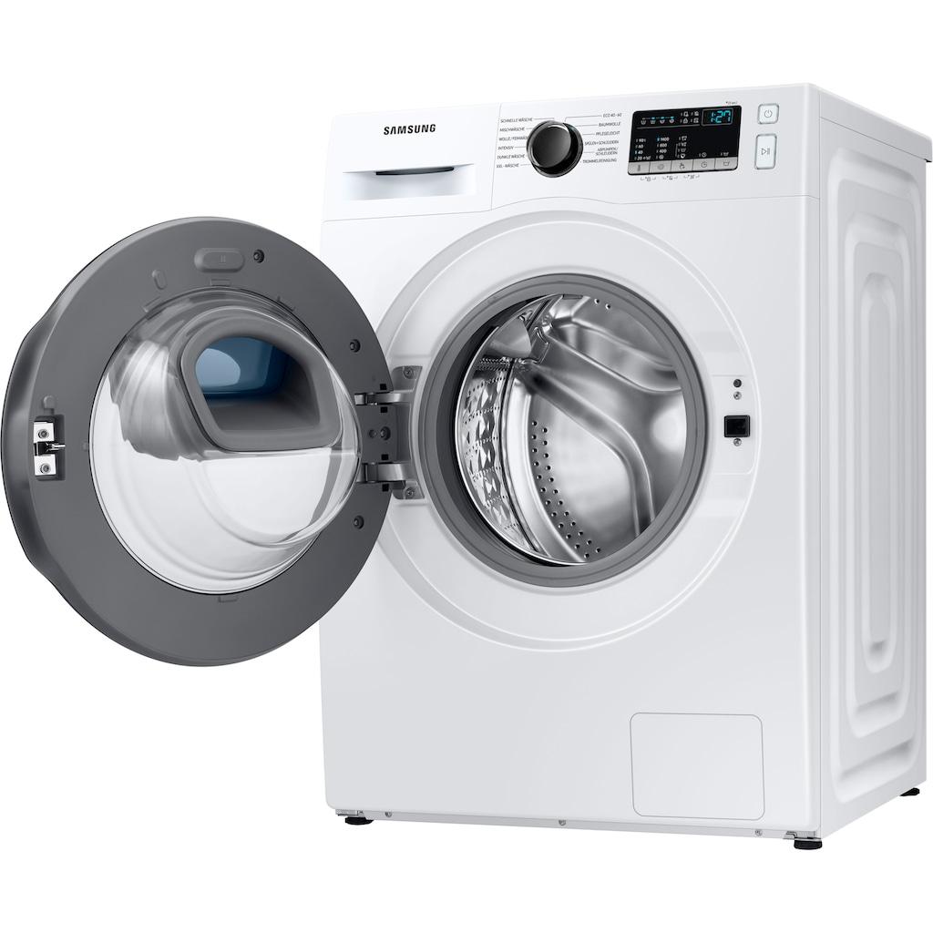 Samsung Waschmaschine »WW8ET4543AE/EG«, WW4500T, WW8ET4543AE/EG, AddWash