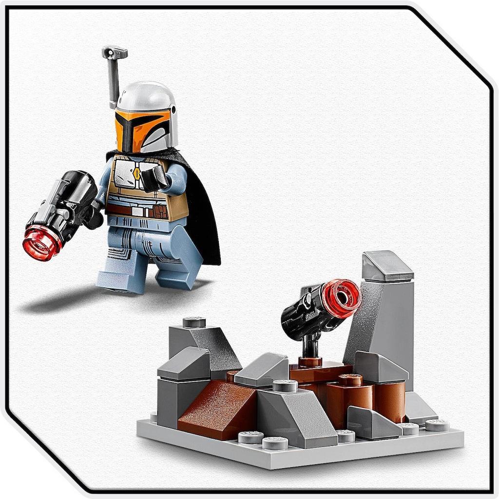 LEGO® Konstruktionsspielsteine »Mandalorianer™ Battle Pack (75267), LEGO® Star Wars™«, (102 St.)