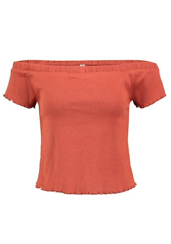 Urban Surface Carmenshirt, gerippt kaufen
