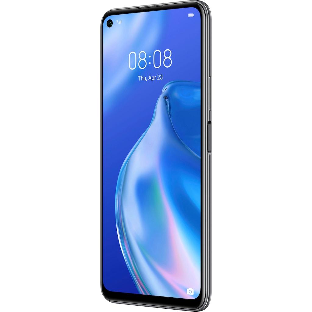 "Huawei Smartphone »P40 lite 5G«, (16,51 cm/6,5 "", 128 GB, 64 MP Kamera), 24 Monate Herstellergarantie"