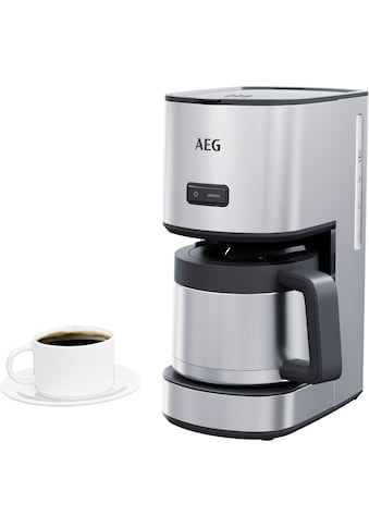 AEG Filterkaffeemaschine CM4 - 1 - 6ST Gourmet 6, Permanentfilter 1x4 kaufen