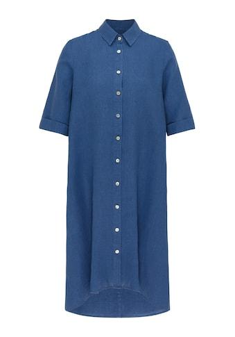 Daniel Hechter Blusenkleid, aus Leinen kaufen