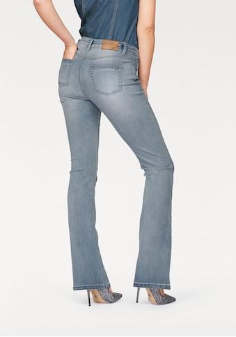 Arizona Bootcut-Jeans »Shaping«, High Waist kaufen