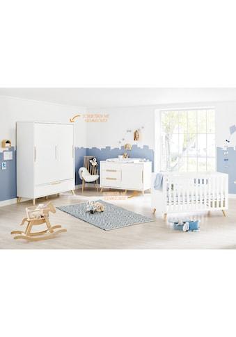 Pinolino® Babyzimmer-Komplettset »Move«, (Set, 3 St.), extrabreit groß; mit... kaufen