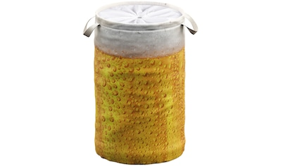 Sanilo Wäschekorb »Bier«, 60 Liter, faltbar, mit Sichtschutz kaufen