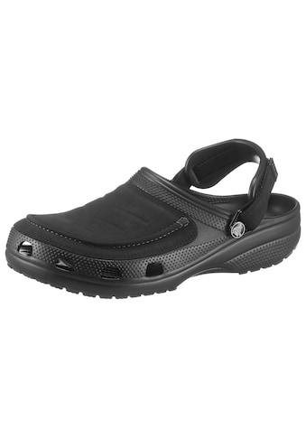 Crocs Clog »Black Yukon Vista II Clog M«, im Materialmix kaufen