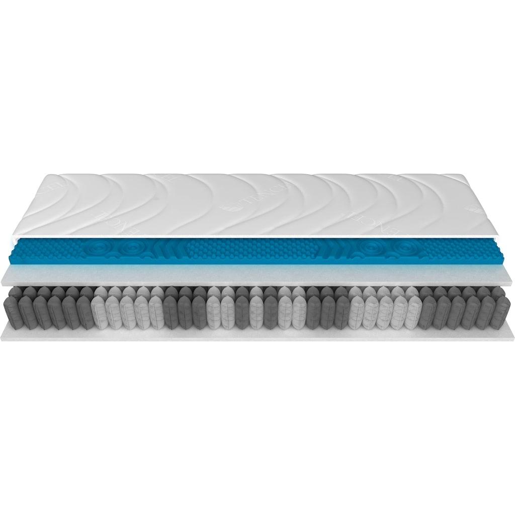 Schlaraffia Taschenfederkernmatratze »GelPRO® premium 26 TFK«, 26 cm cm hoch, 608 Federn, (1 St.)