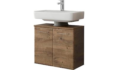 PELIPAL Waschbeckenunterschrank »Filo«, Breite 60 cm, Höhe 53 cm, Türdämpfer kaufen