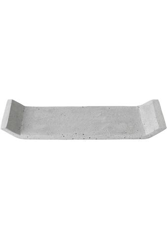 BLOMUS Dekoablage »Dekoablage -MOON- Light Grey« kaufen
