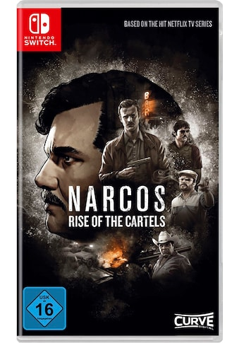 Spiel »Narcos Rise of the Cartels«, Nintendo Switch kaufen