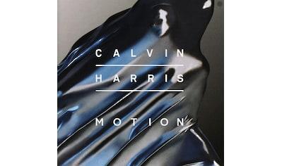 Musik-CD »Motion / Harris,Calvin« kaufen