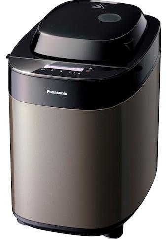 Panasonic Brotbackautomat »SD-ZX2522KXG«, 30 Programme, 550 W kaufen